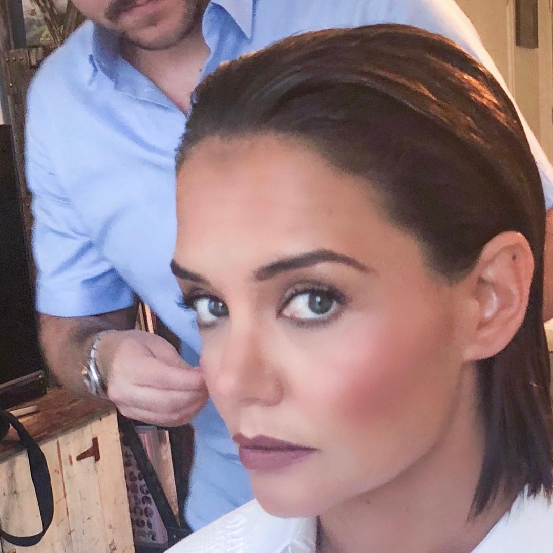 Katie Holmes: The Girl Next Door - News and Notes